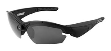 Technaxx TX-25 Video Sport Sonnenbrille (Full HD, 1080P) - 1