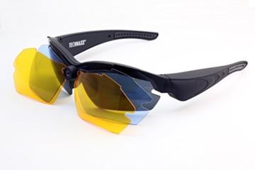 Technaxx TX-25 Video Sport Sonnenbrille (Full HD, 1080P) - 5